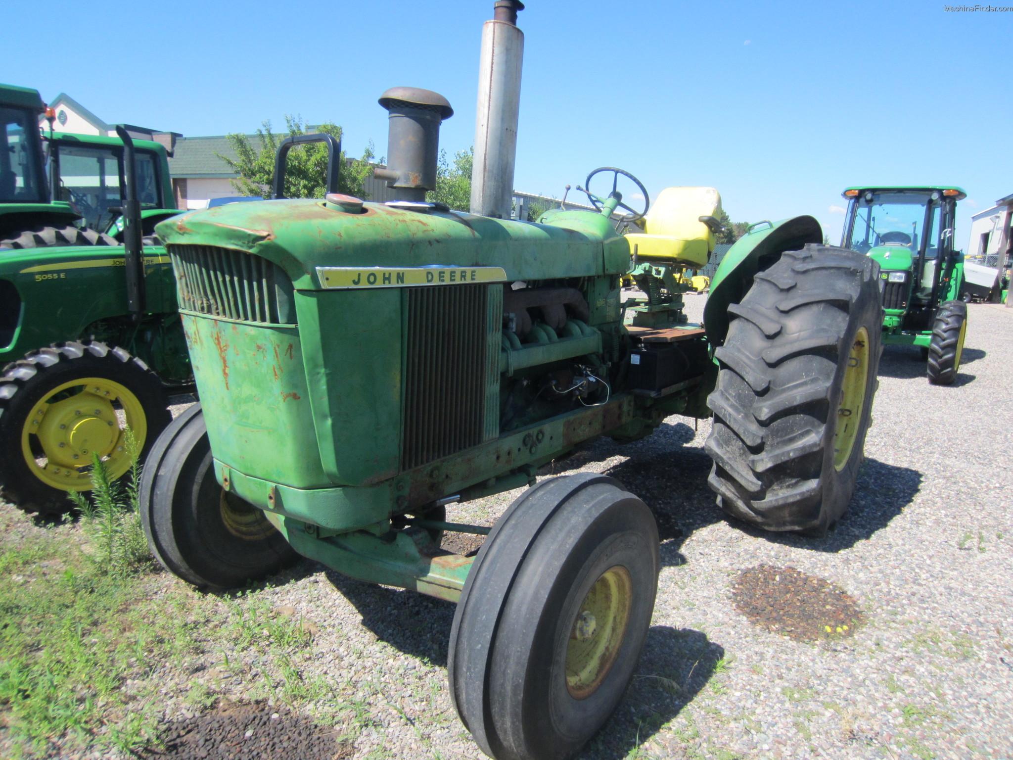 1968 John Deere 5020 Tractors - Row Crop (+100hp) - John ...