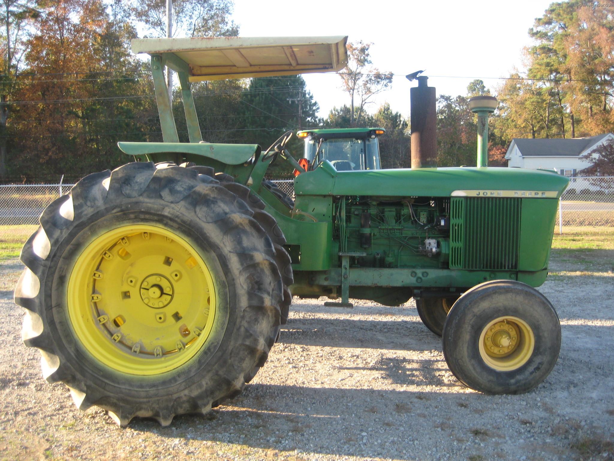 1966 John Deere 5020 Tractors - Row Crop (+100hp) - John ...
