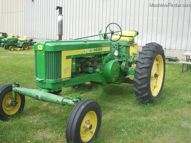 John Deere 520 Tractors - Utility (40-100hp) - John Deere ...