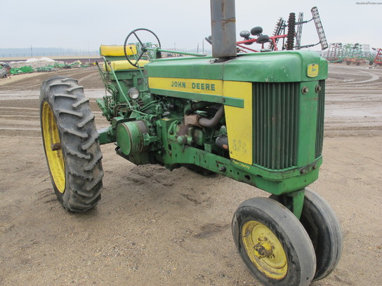 1958 John Deere 620 Tractors - Utility (40-100hp) - John ...