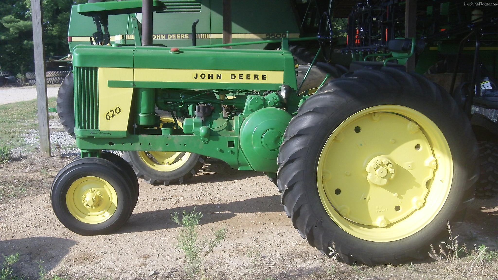 John Deere 620 Tractors - Utility (40-100hp) - John Deere ...