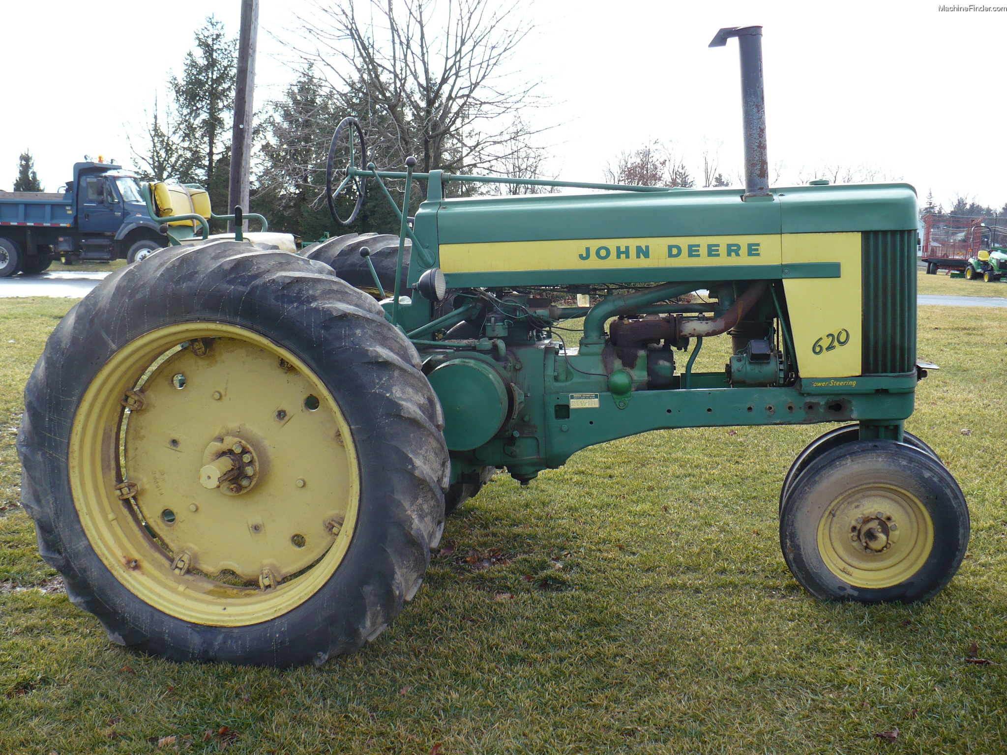 1956 John Deere 620 Tractors - Utility (40-100hp) - John ...