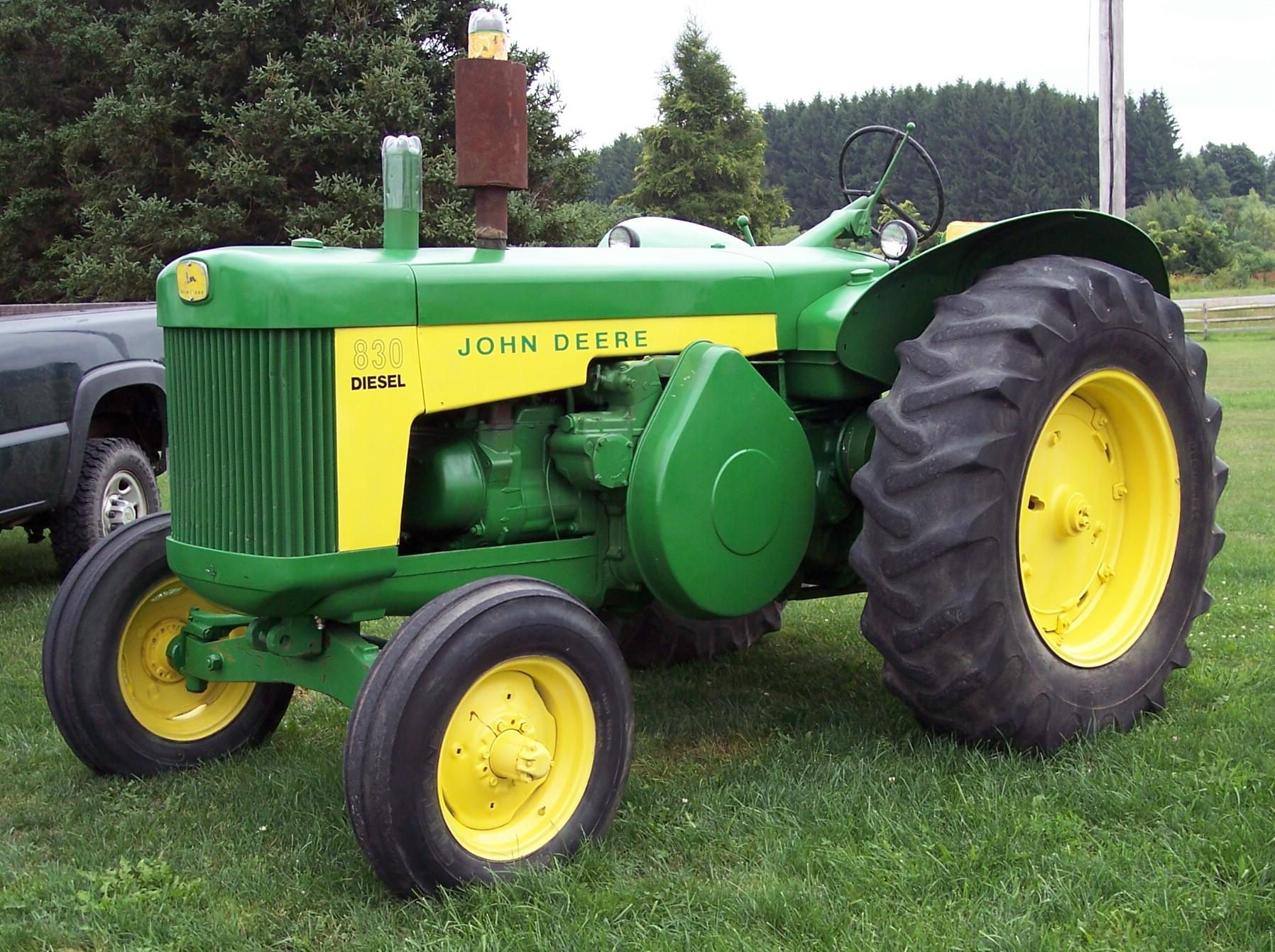 1959 John Deere 830 | North Otto Tractor Parts