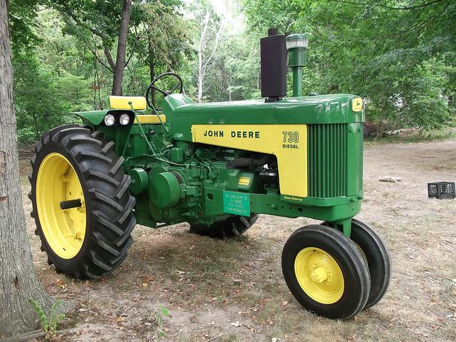 1959 John Deere 730 Diesel tractor   Flickr - Photo Sharing!