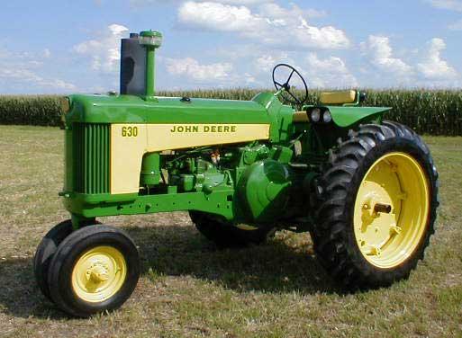 John Deere model 630 Tractor for sale