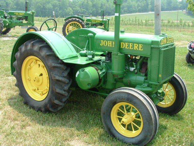 1938 John Deere D