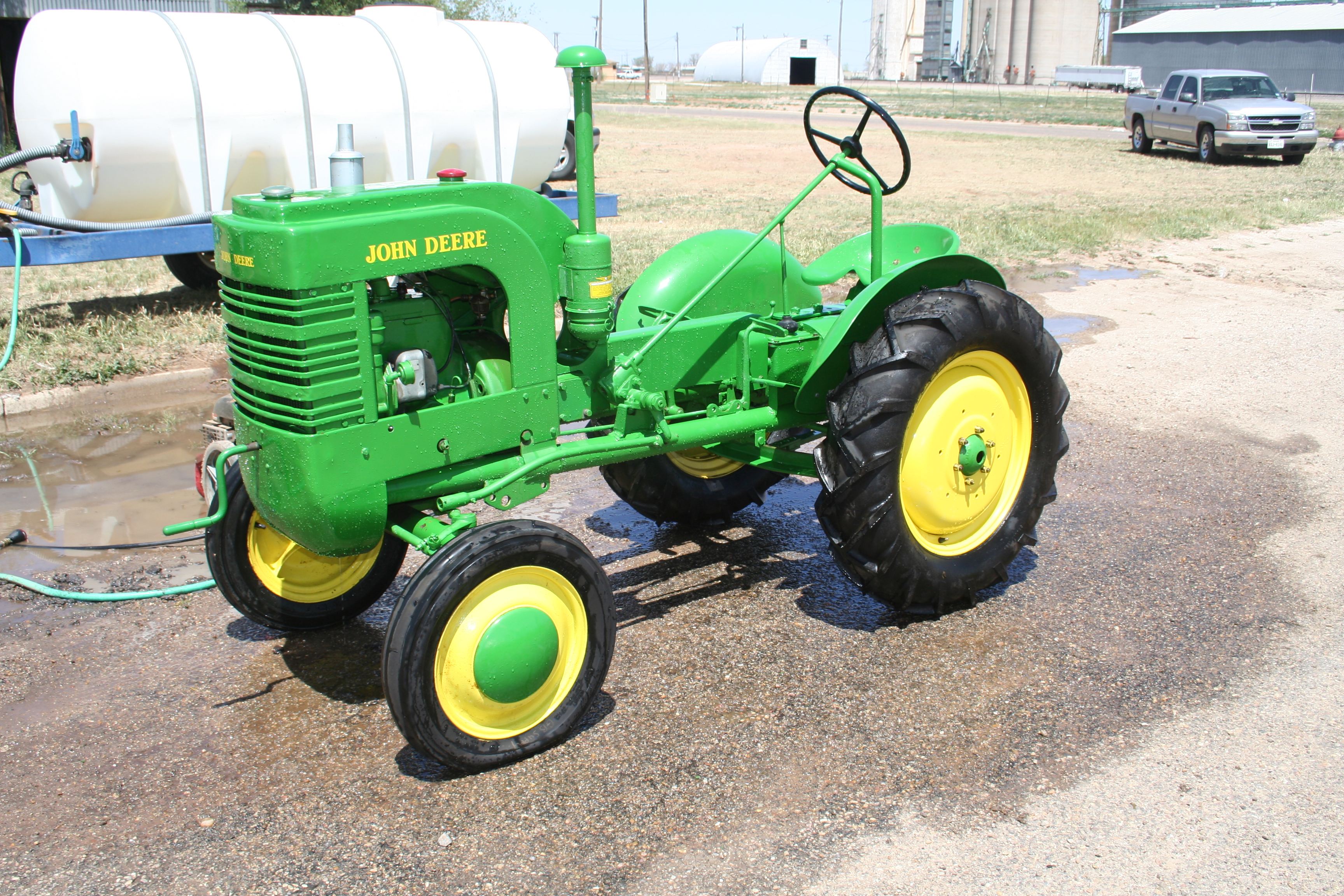 John Deere L (1938) | Troy's Tractors