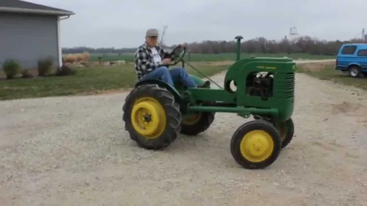 1940 John Deere L Tractor coming FOR SALE $3,800 by ...