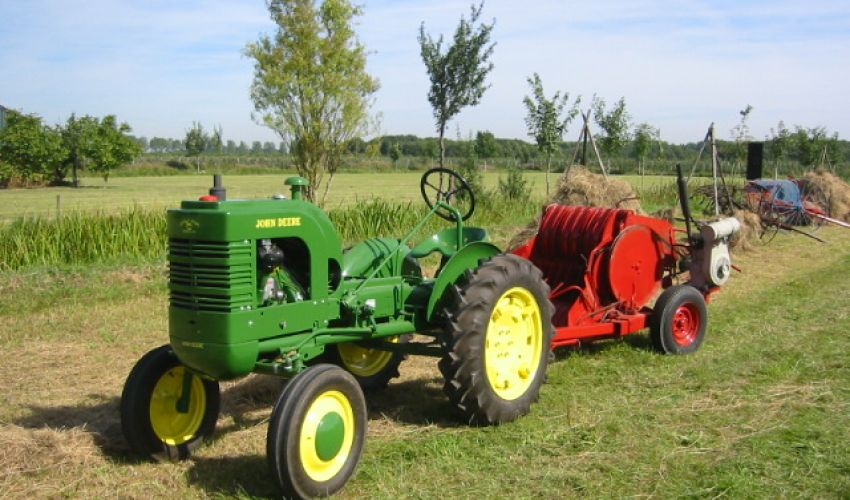 John Deere L Specs and data - United Kingdom