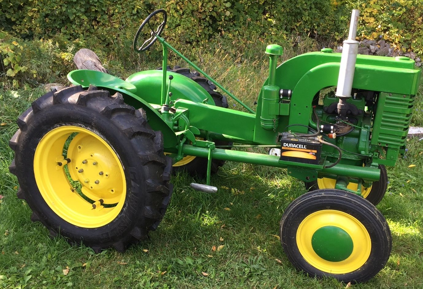 1941 JOHN DEERE Model L TRACTOR for Sale - Motorcycle Memories