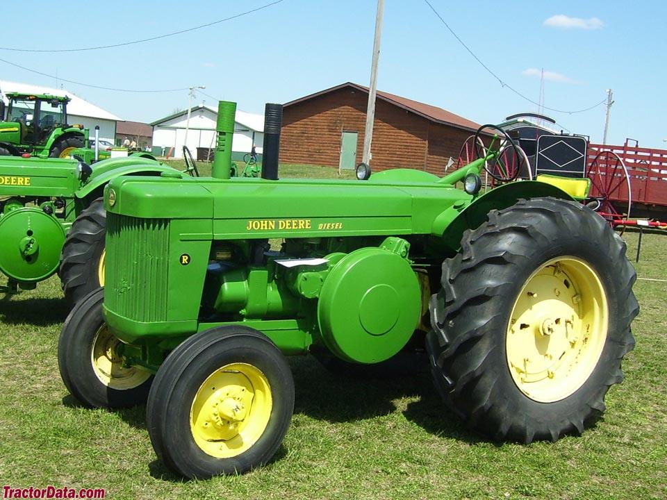 TractorData.com John Deere R tractor photos information