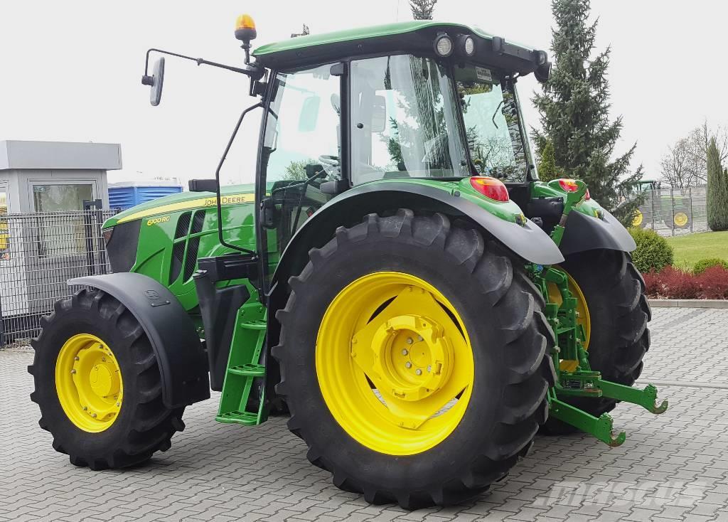 Used John Deere 6100 R C tractors Year: 2015 Price ...