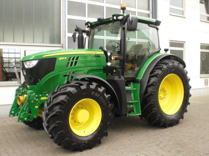 Tractor John Deere 6150 R - technikboerse.com