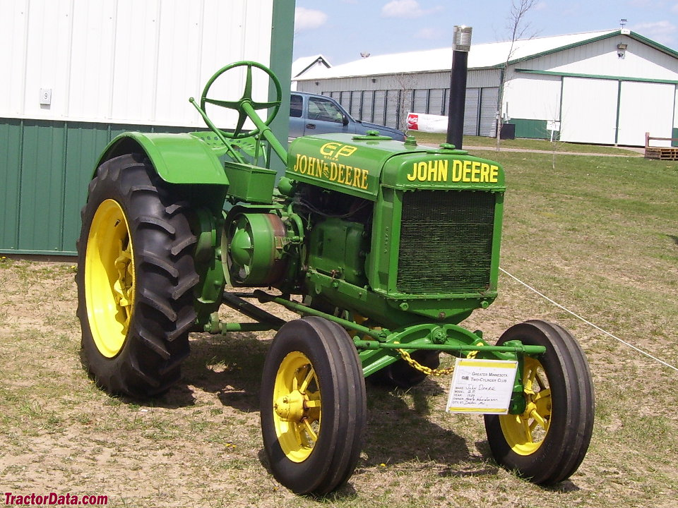 John Deere GP | Flickr - Photo Sharing!