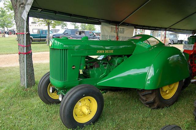 John Deere AR and AO Tractors – Antique Tractor Blog
