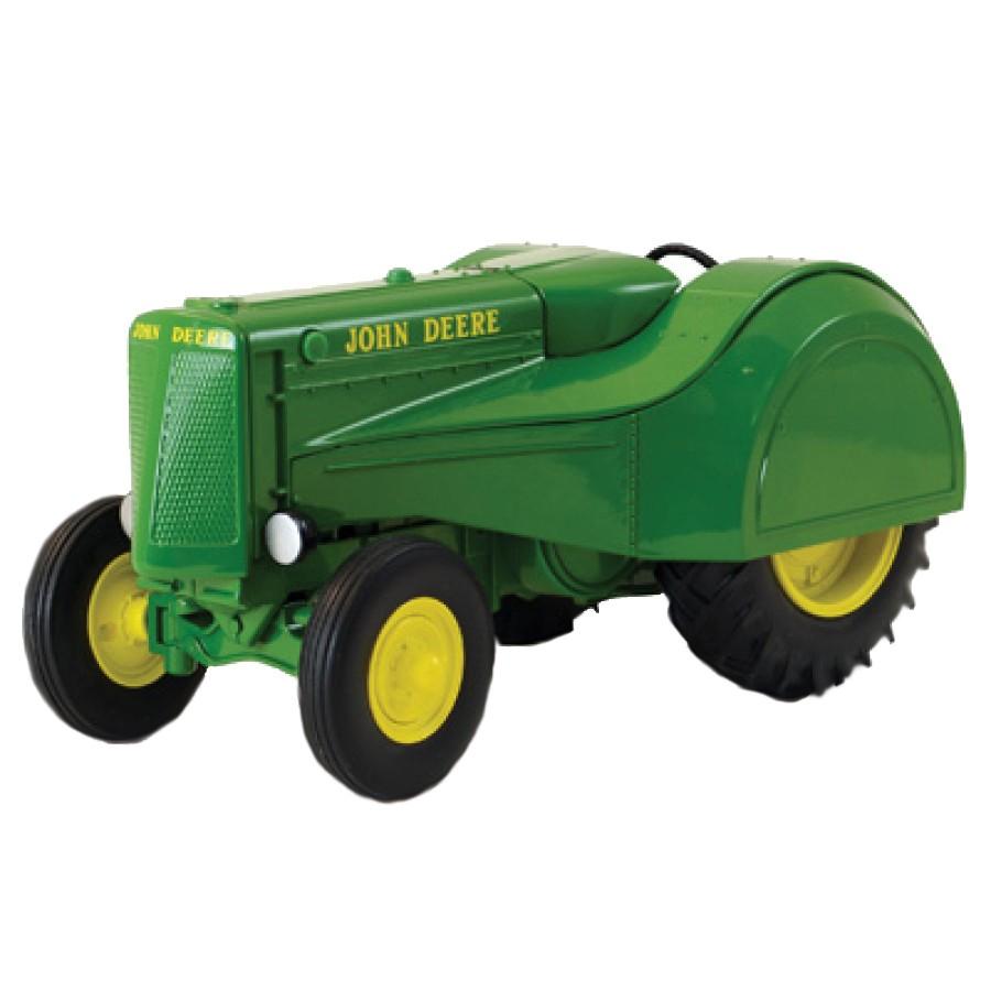 Ertl John Deere 1/16 Prestige AOS Tractor | RunGreen.com