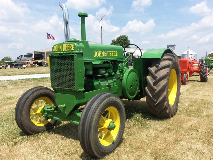 John Deere AR standard tractor | John Deere | Pinterest