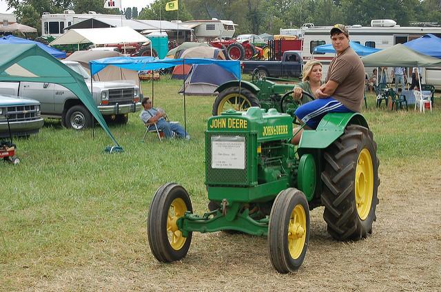 John Deere BO tractor | Flickr - Photo Sharing!