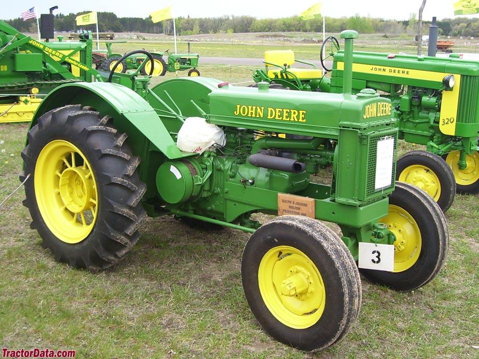 TractorData.com John Deere BR tractor photos information