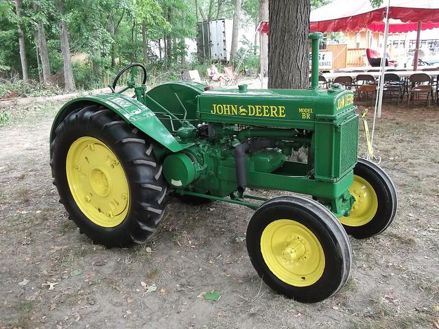 John Deere Model BR tractor   Flickr - Photo Sharing!