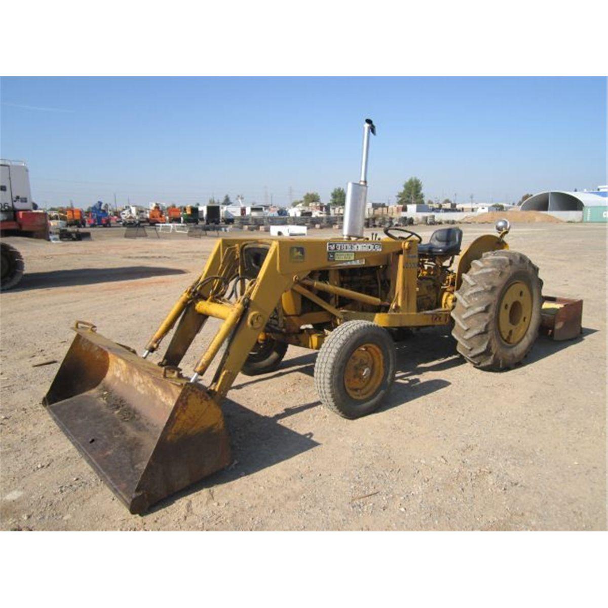 John Deere JD-300 Ag. Tractor