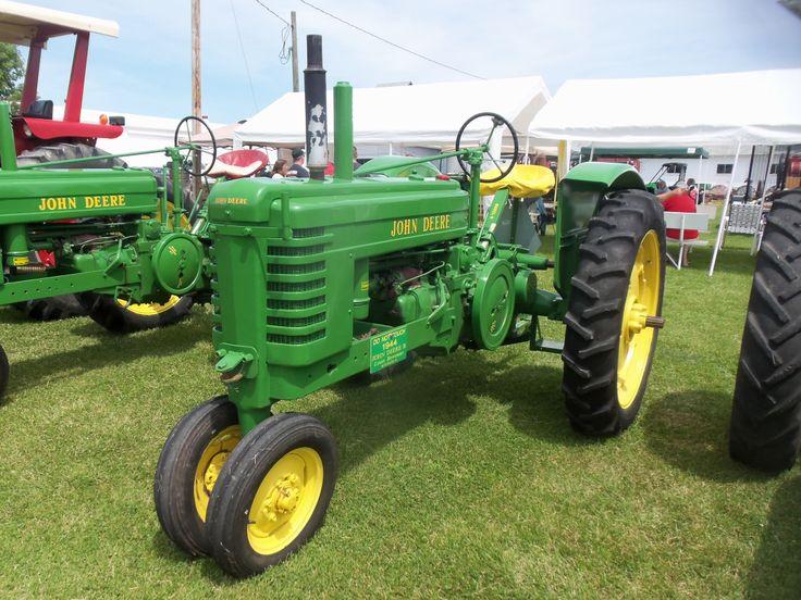 494 best images about Antique Tractors - John Deere on ...