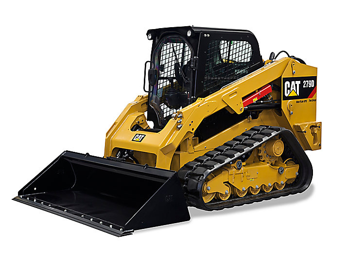 Cat | 279D Compact Track Loader | Caterpillar