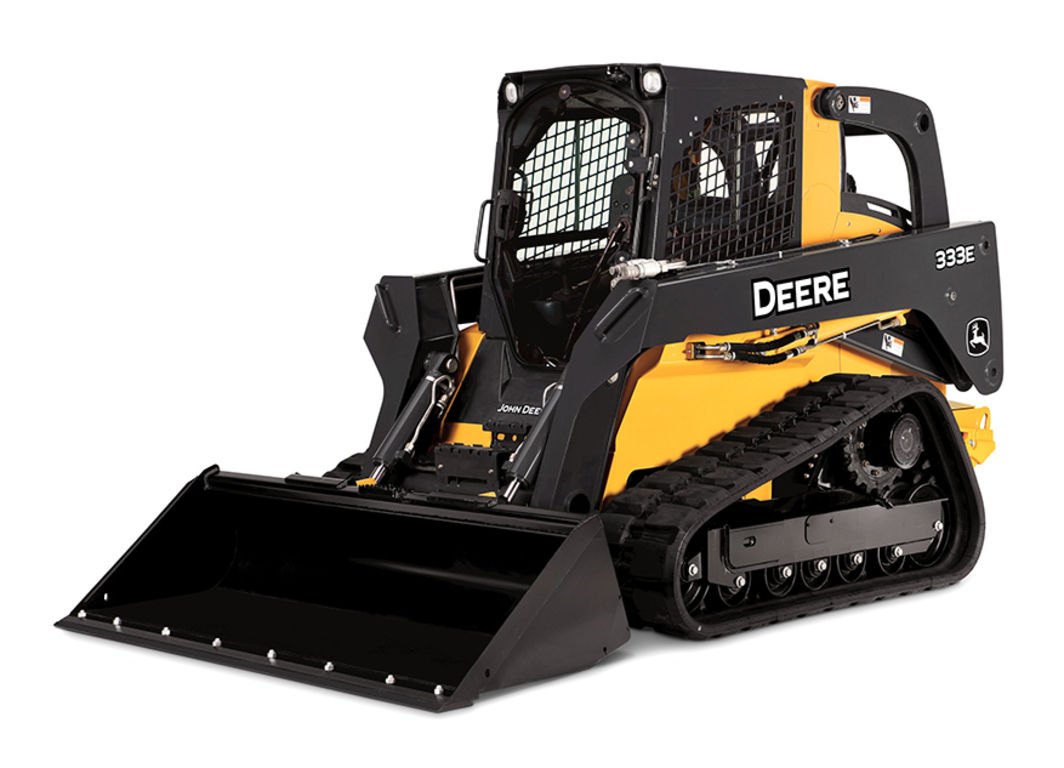 333E Compact Track Loader - New Compact Track Loaders ...