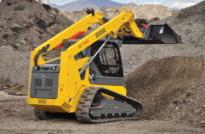 2014 Compact Track Loader Spec Guide | Compact Equipment