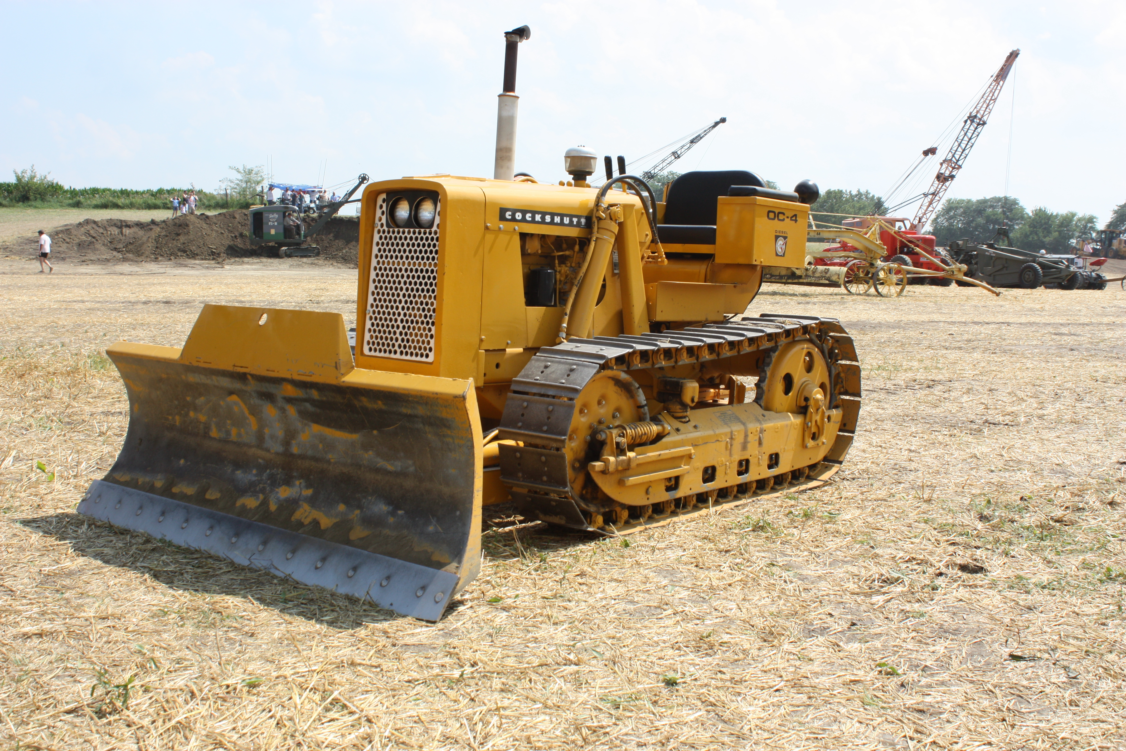 Cletrac & Oliver « Classic Dozers