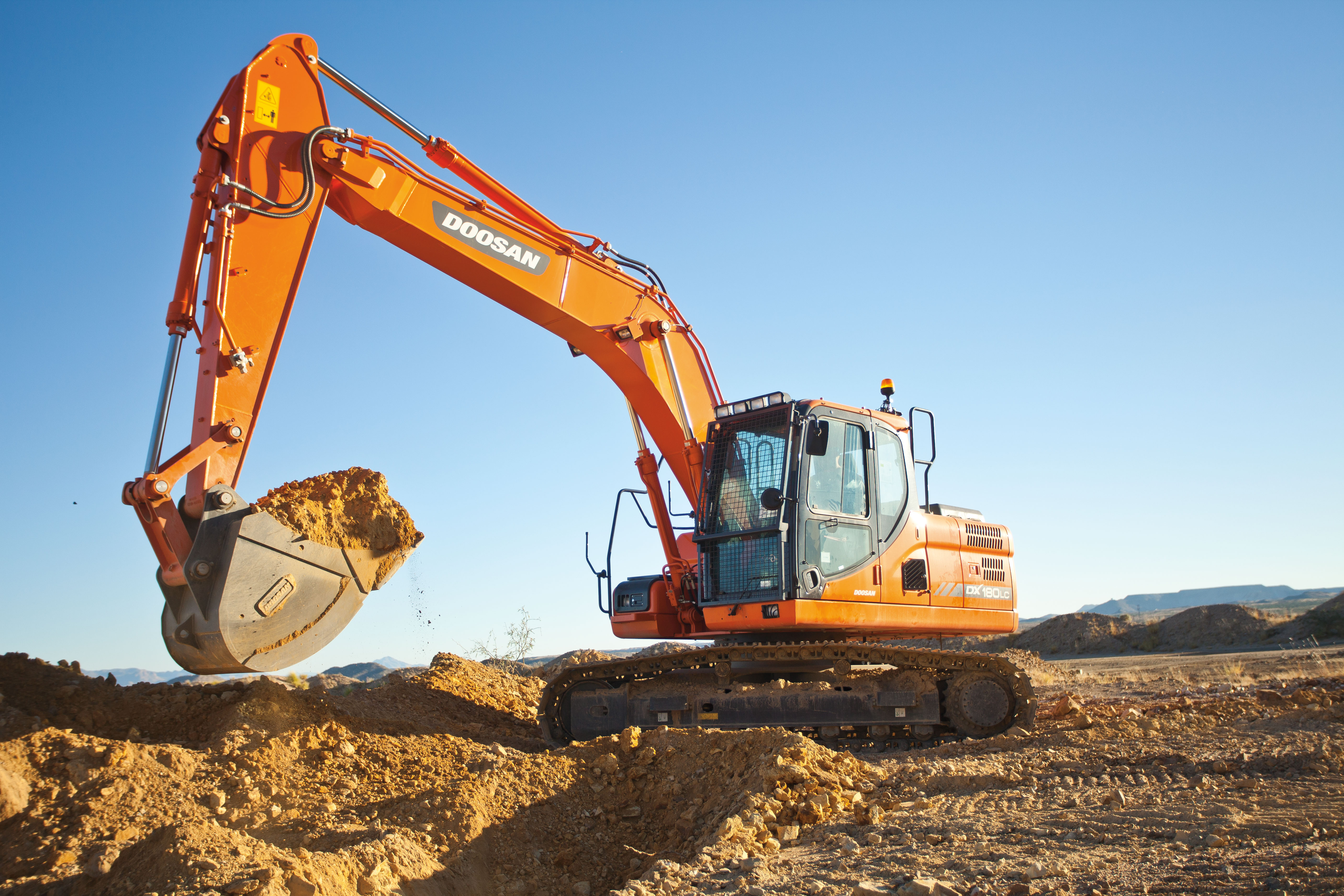 Doosan announces performance and Tier 4 upgrades to ...