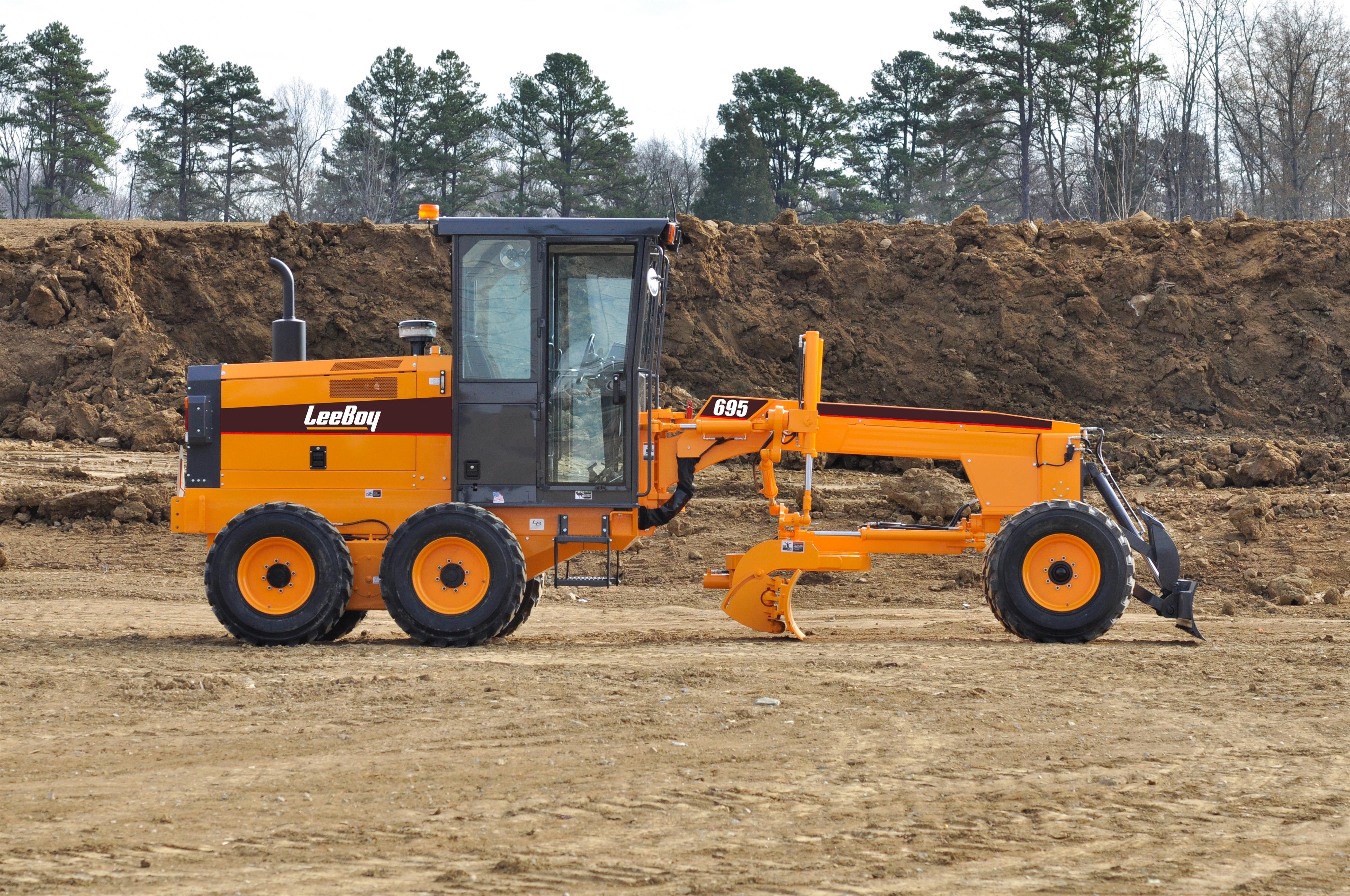 Cat® Motor Graders - Buy New   Alban Tractor Co