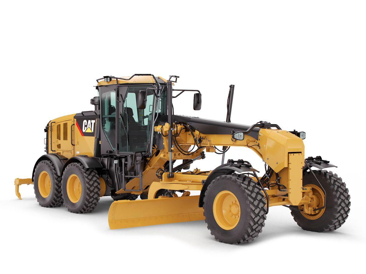 Cat® Motor Graders - Buy New | Alban Tractor Co