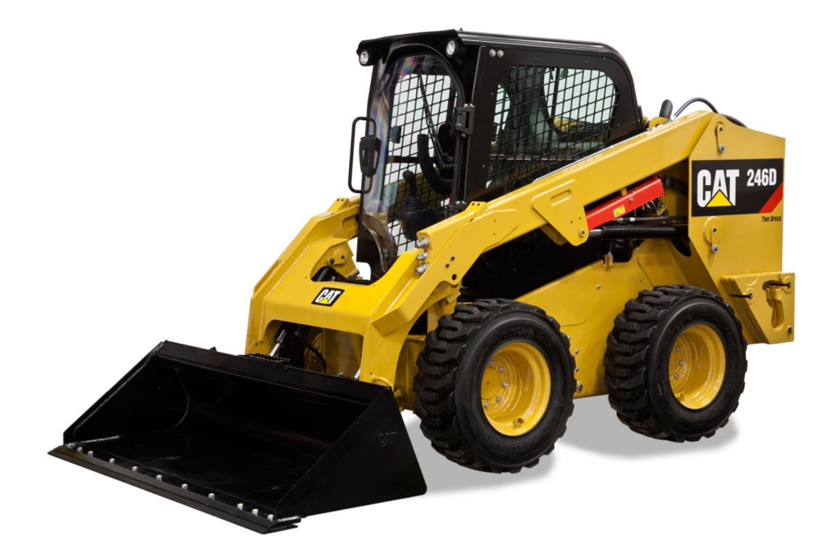 New Skid Steer Loaders | Cleveland Brothers Equipment Co ...