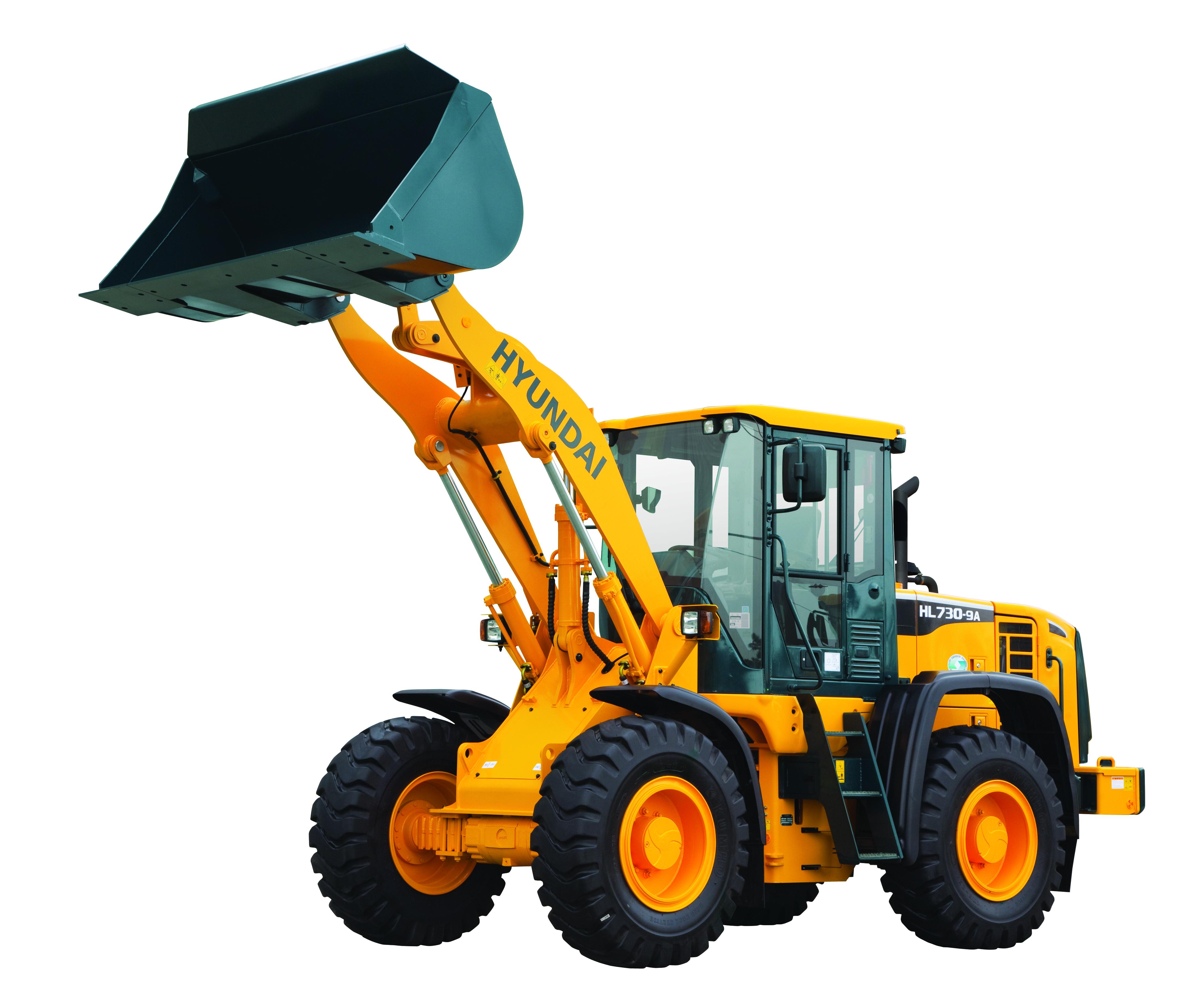 HL730-9A Wheel loader