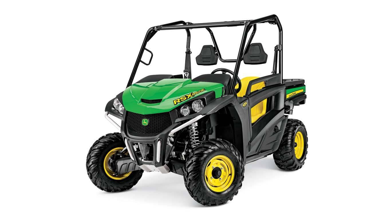RSX860E High-Performance Utility Vehicle - New Gator ...