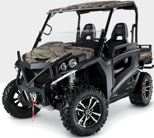 High-Performance Utility Vehicles | Sinclair Tractor