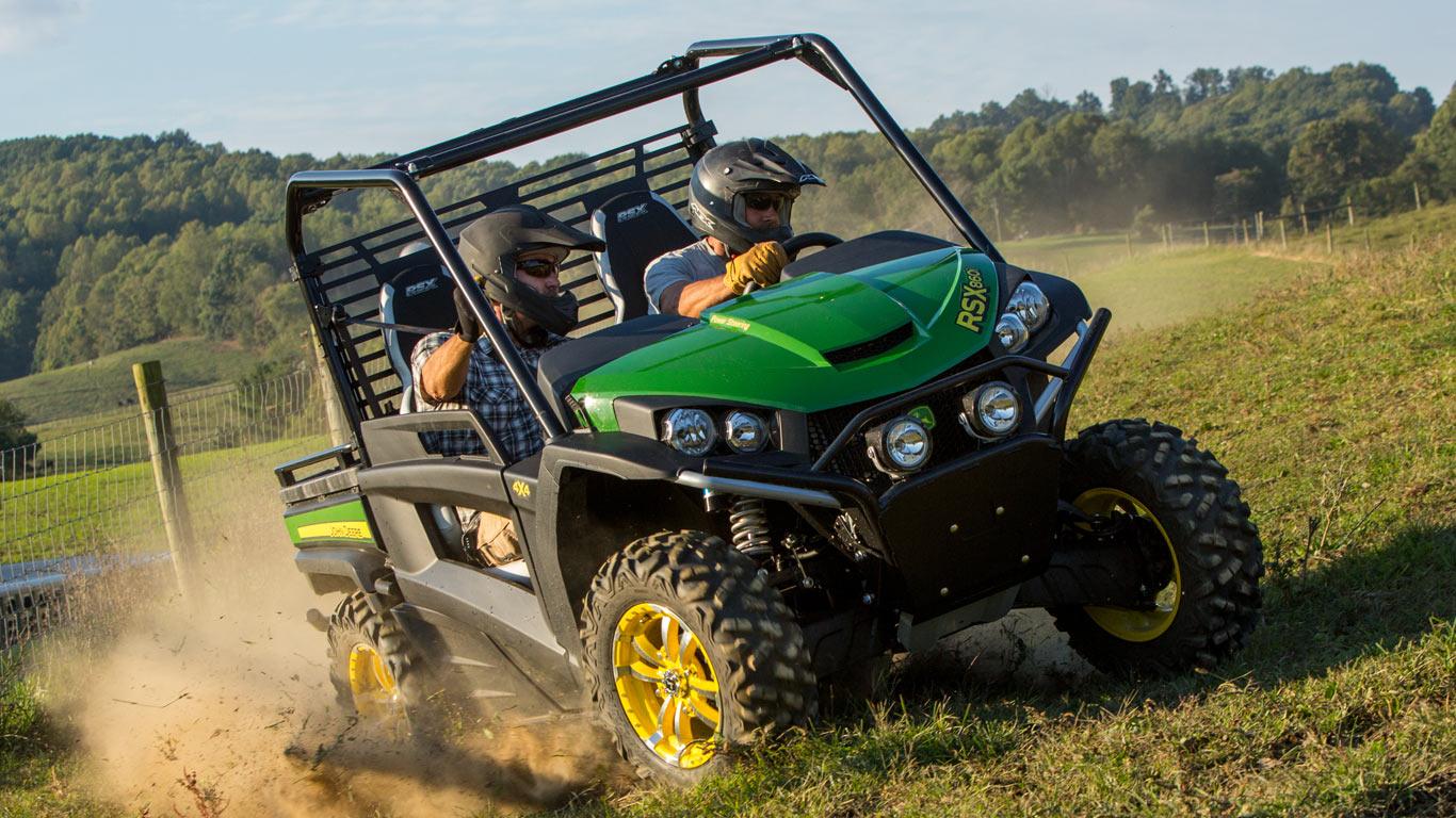 RSX High-Performance Utility Vehicles | Gator™ UVs | John ...