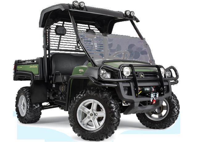 John Deere XUV855D   Gator™ Crossover Utility Vehicles ...