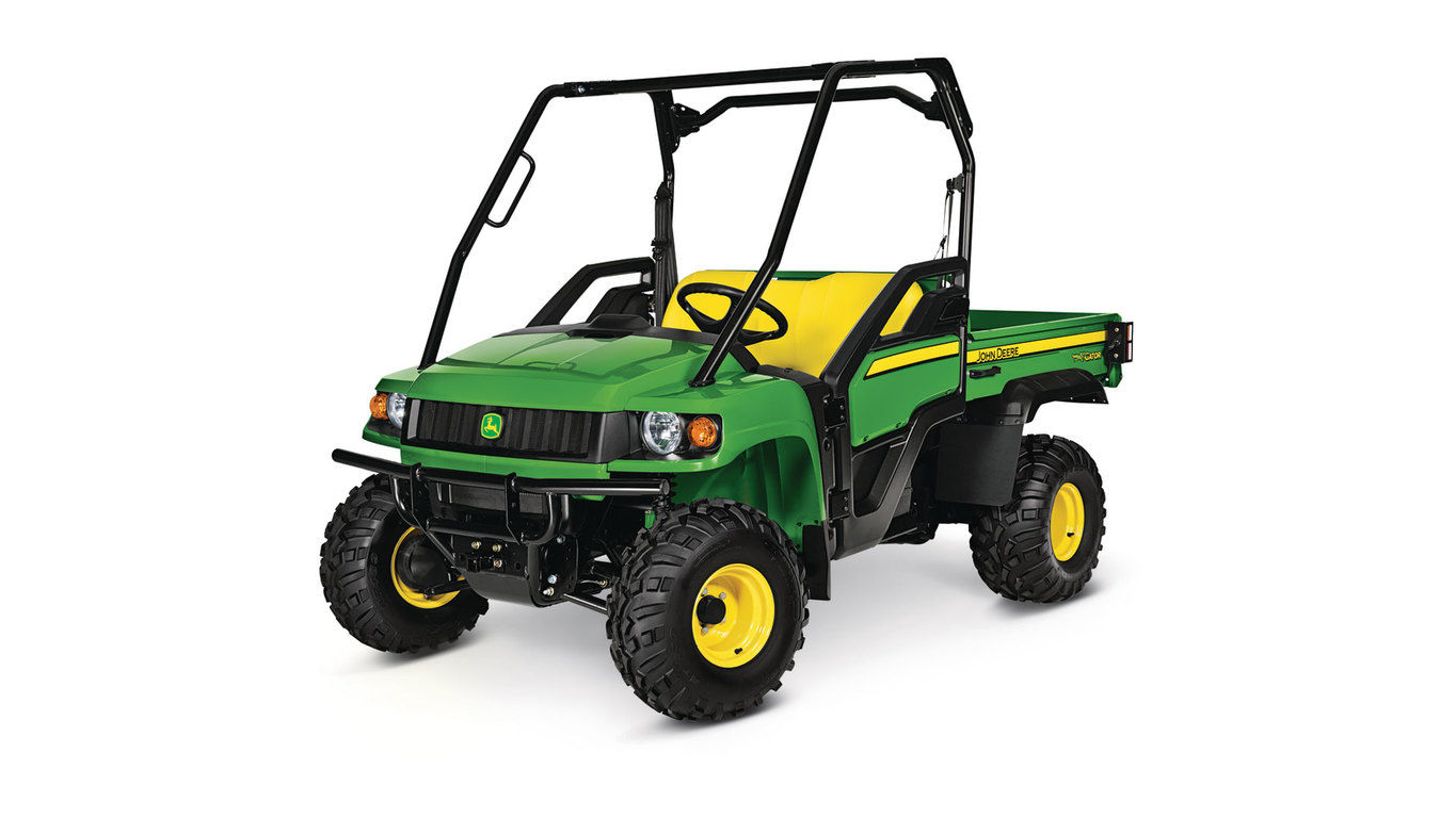Traditional Gator™ Utility Vehicles | TS 4x2 Utility ...