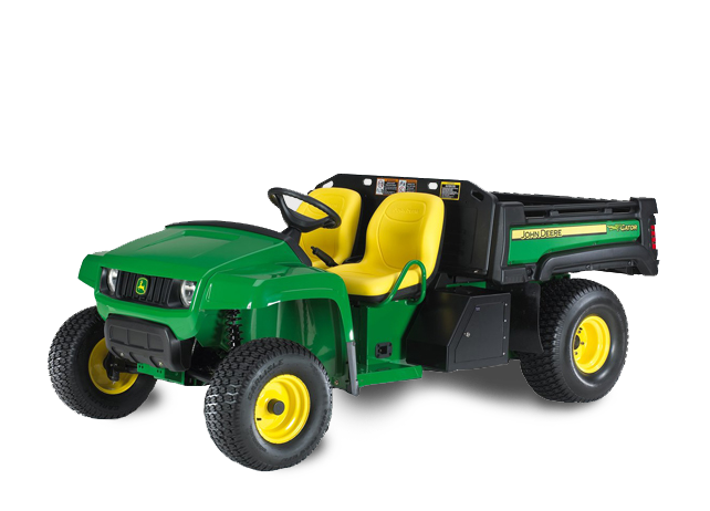Traditional Utility Vehicles │TE 4x2 Electric │ John Deere CA