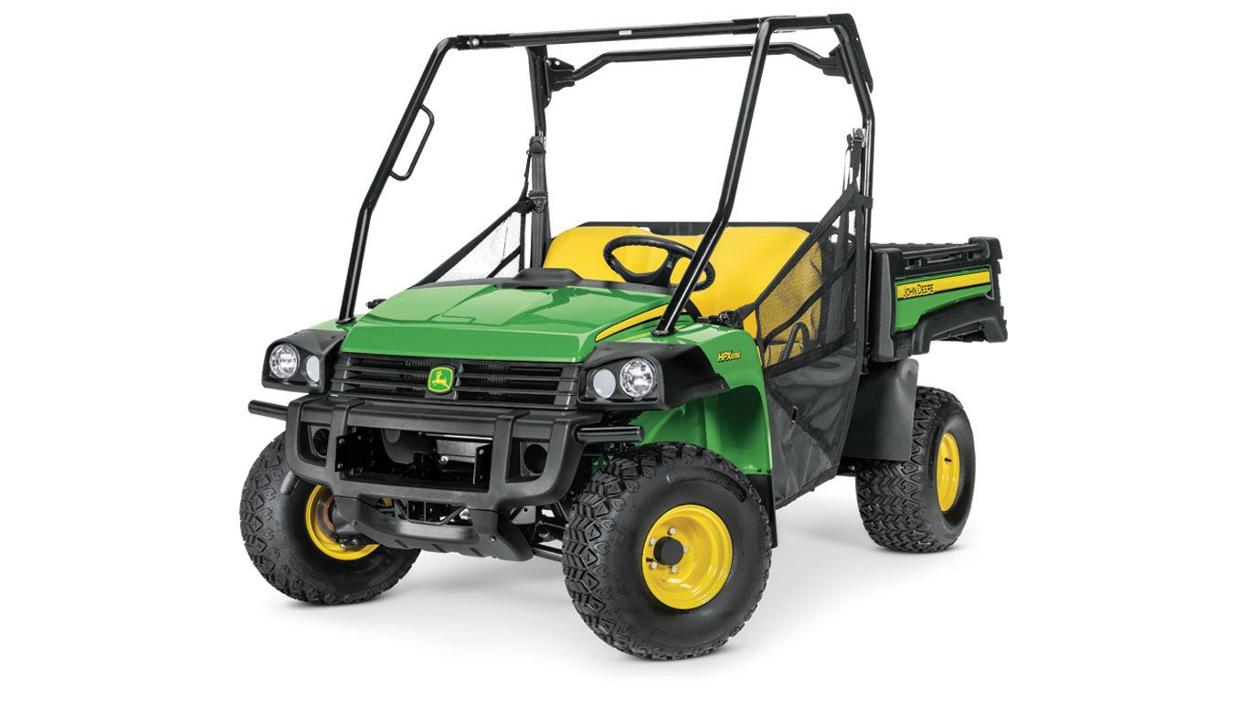 Traditional Gator™ Utility Vehicles | HPX815E Utility ...