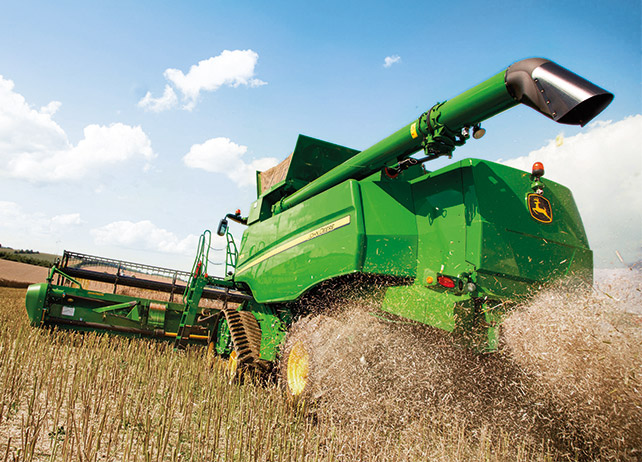 T660 / T Series / Combines / Agriculture / John Deere ...
