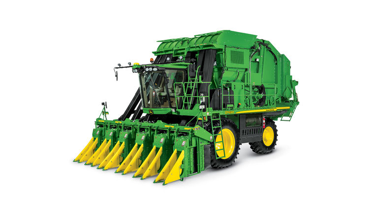 Cotton Harvesting - Quality Implement