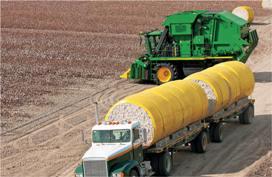 John Deere Harvest Identification, Cotton | Data ...