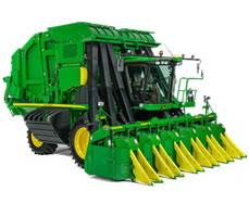 Cotton Harvesting | Hutcheon & Pearce | John Deere ...