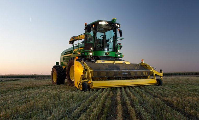 John Deere Forage Harvesters Hay and Forage Equipment ...