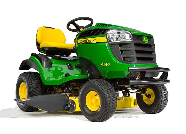 S240 Sport Series Lawn Tractor | S240 | John Deere US