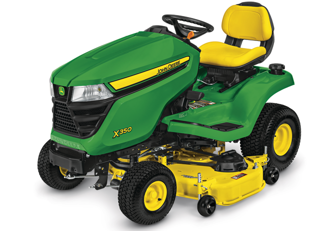 X300 Select Series Lawn Tractor | X350, 48-in. Deck | John ...