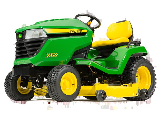 X500 Select Series Lawn Tractor | X500, 48-in. Deck | John ...